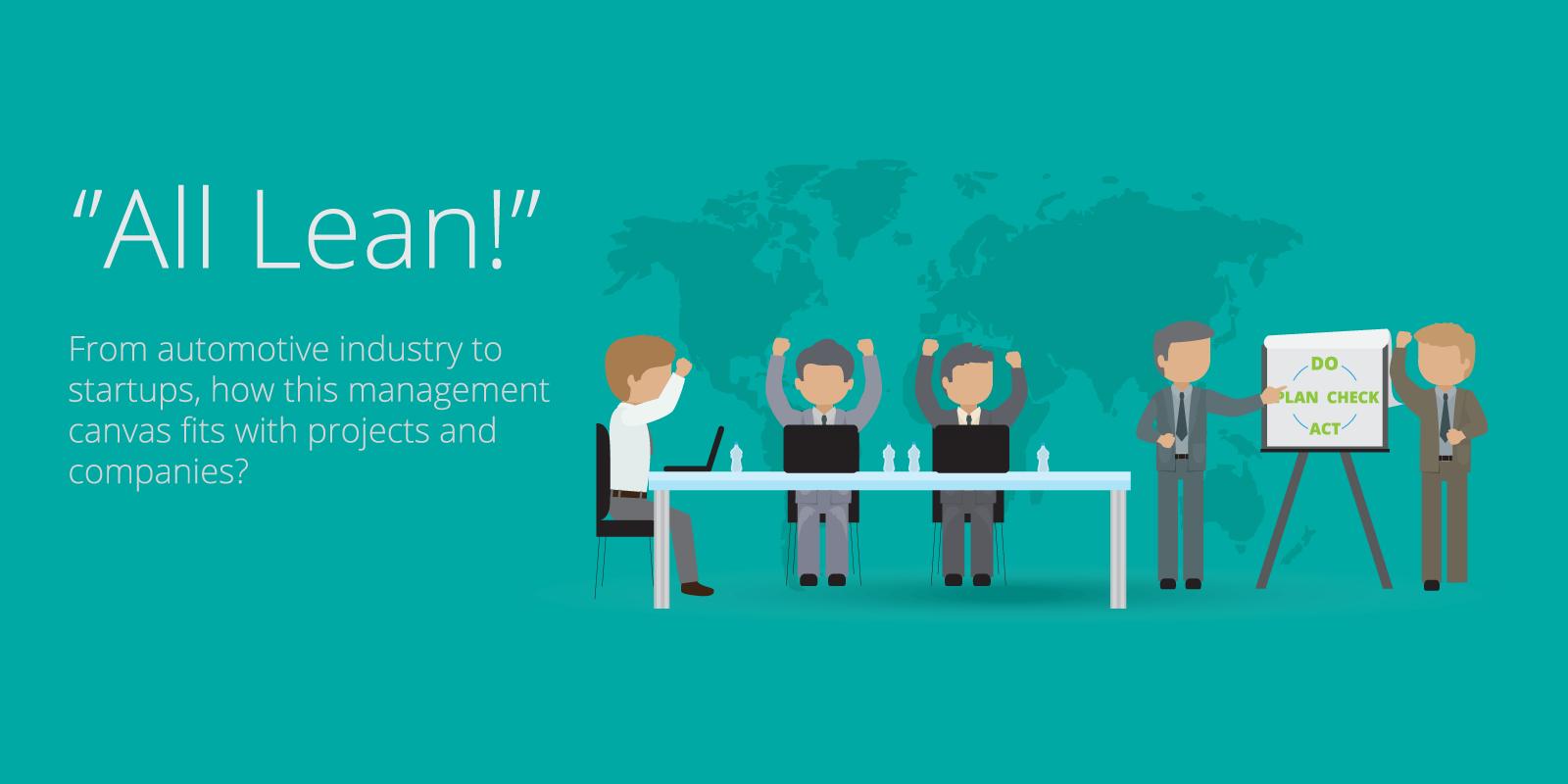 Lean Management & Seven Quaility Control Tools