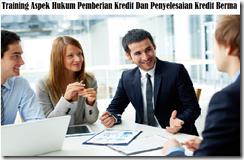 training hukum pemberian kredit murah