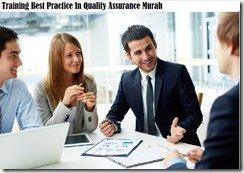 training praktik terbaik dalam jaminan kualitas murah