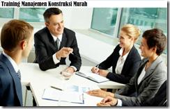 training perencanaan dalam manajemen konstruksi murah