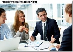 training audit performa murah