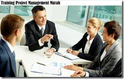 training konsep manajemen proyek murah