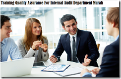 training jaminan kualitas untuk departemen audit internal murah