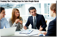 training 7 langkah jual untuk orang penjualan murah