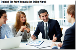 training bertindak sebagai seorang consultant murah
