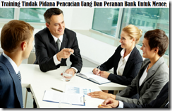 training bank sebagai sarana pencucian uang murah